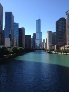 Chicago: The View from the River
